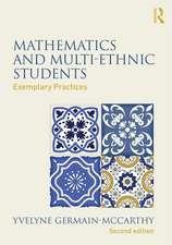 Germain-McCarthy, Y: Mathematics and Multi-Ethnic Students