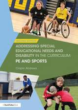Meeting Special Educational Needs in the Curriculum