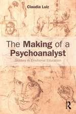 Making of a Psychoanalyst