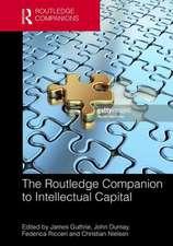 Routledge Companion to Intellectual Capital
