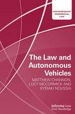 The Law and Driverless Cars