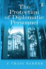 Protection of Diplomatic Personnel