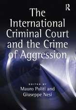 THE INTERNATIONAL CRIMINAL COURT AN