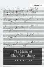 Music of Chou Wen-Chung
