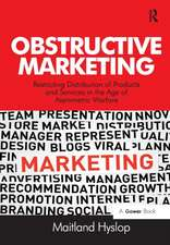Obstructive Marketing