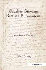 Cavalier Giovanni Battista Buonamente