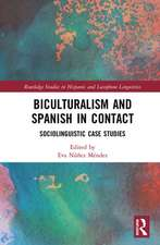 Biculturalism and Spanish in Contact