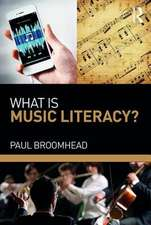 What is Music Literacy?