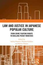 LAW AND JUSTICE IN JAPANESE POPULAR