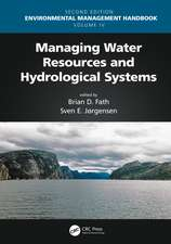 MANAGING WATER RESOURCES AND HYDROL