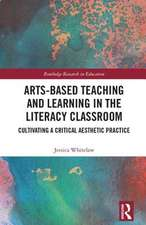 ARTS-BASED TEACHING AND LEARNING IN