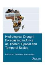 HYDROLOGICAL DROUGHT FORECASTING IN