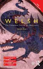 COLLOQUIAL WELSH 2ND ED WITH FREE M