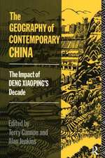 Geography of Contemporary China