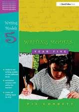 Corbett, P: Writing Models Year 5