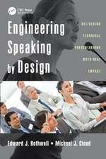 Engineering Speaking by Design