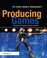 Producing Games
