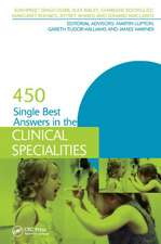 450 SBA CLINICAL SPECIALITIES