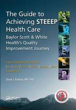Guide to Achieving STEEEP (TM) Health Care