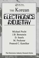 Korean Electronics Industry