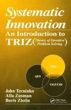 Systematic Innovation