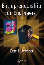 ENTREPRENEURSHIP FOR ENGINEERS