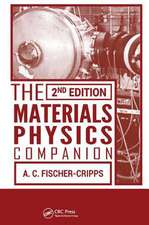 Materials Physics Companion, 2nd Edition