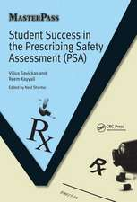 STUDENT SUCCESS IN THE PRESCRI