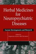 Herbal Medicines for Neuropsychiatric Diseases