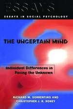 Uncertain Mind