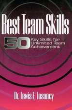 Best Team Skills