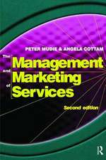 Management and Marketing of Services