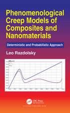 Razdolsky, L: Phenomenological Creep Models of Composites an
