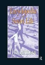 ENCYCLOPAEDIA OF SOVIET LIFE