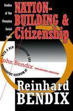 Nation-Building and Citizenship