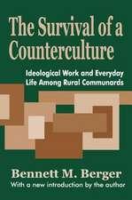 Survival of a Counterculture