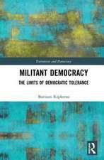 Rijpkema, B: Militant Democracy