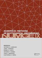 Numerical Methods in Geotechnical Engineering IX