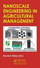 Nanoscale Engineering for Agricultural Management