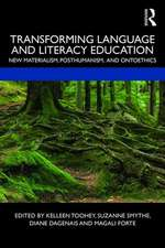 ontoethics of languages and literacies pedagogies