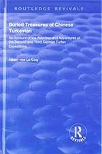 Buried Treasures of Chinese Turkestan