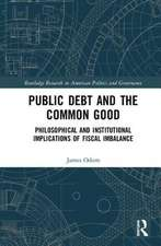 Public Debt and the Common Good