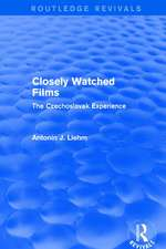 Closely Watched Films