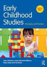 Johnston, J: Early Childhood Studies