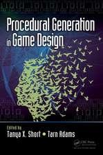 PROCEDURAL GENERATION IN GAME DESIG