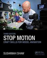 Stop Motion:  Craft Skills for Model Animation
