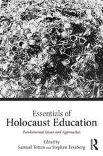 Essentials of Holocaust Education