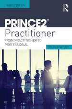 The Prince2 Practitioner:  From Practitioner to Professional