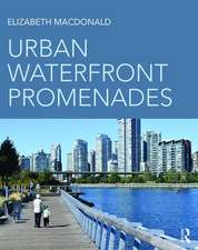 Urban Waterfront Promenades