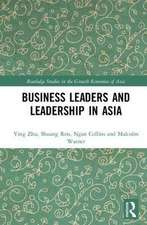 Management Leadership Challenges in Asia